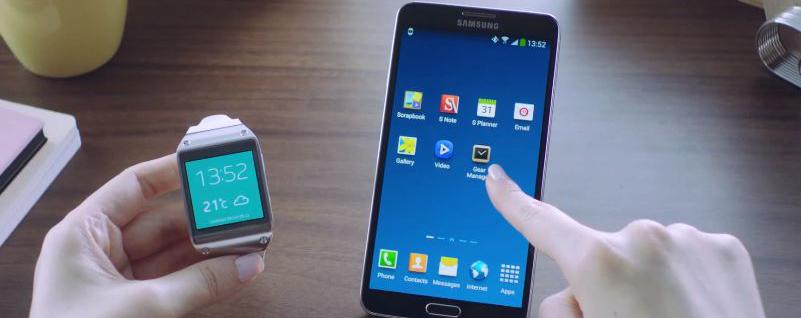 Compatibilitatea cu Galaxy Gear - pentru Galaxy SIII, S4 şi Note II- ilovesamsung.ro