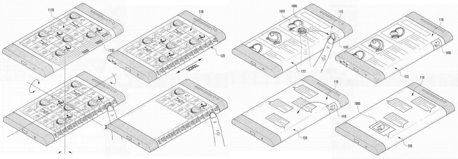 Patent Samsung Ecran Curbat -1- ilovesamsung