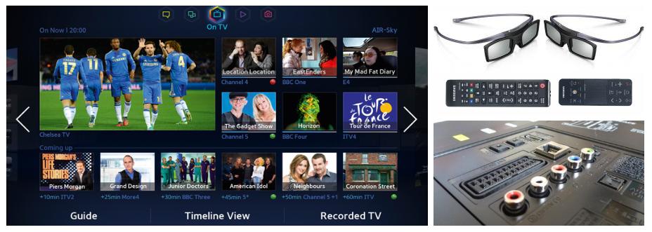 Samsung 40″F6400 3D Smart Tv -1- ilovesamsung.ro