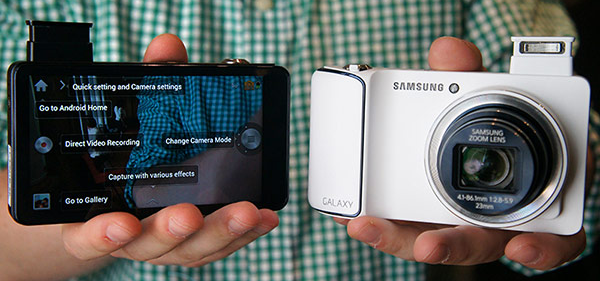 Samsung Galaxy Camera -1- iLoveSamsung