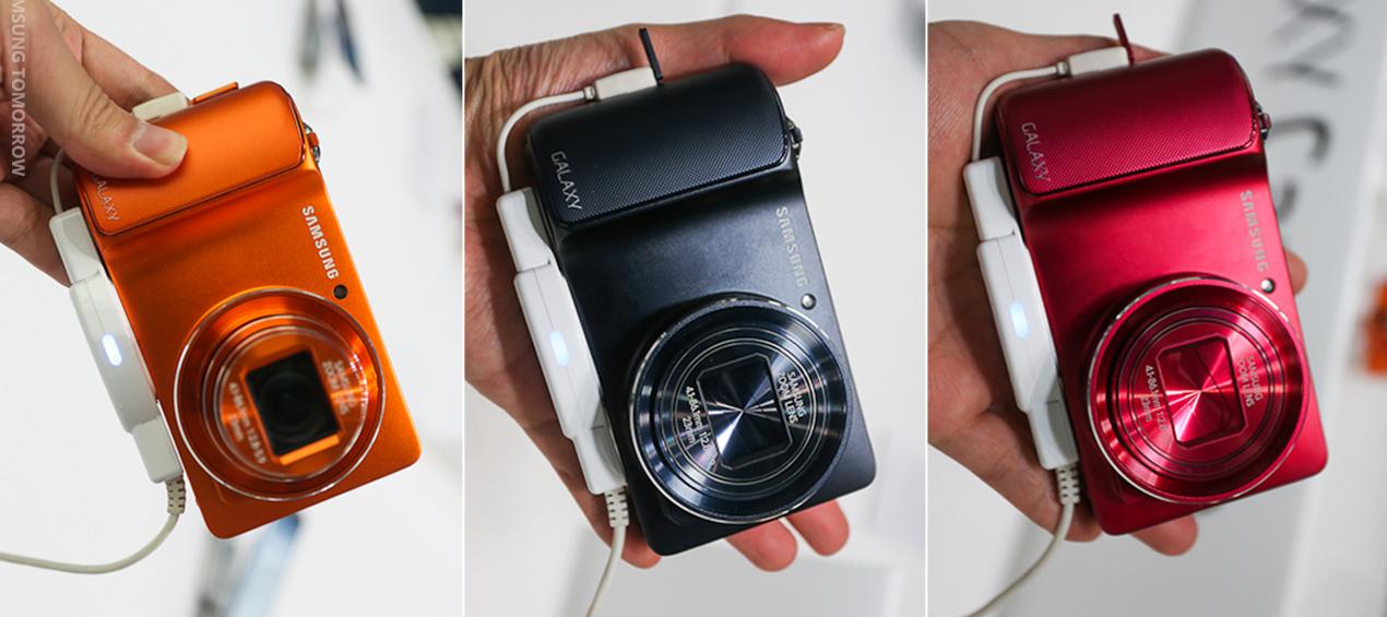 Samsung Galaxy Camera -2- iLoveSamsung