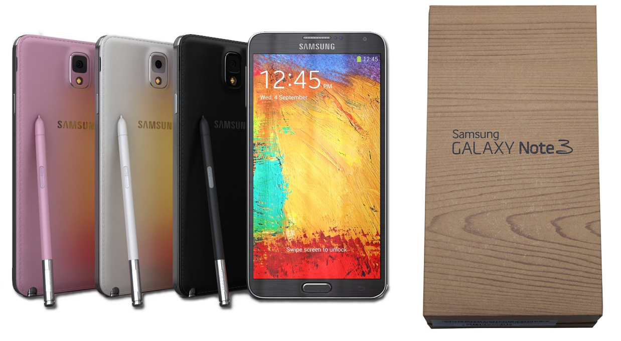 Samsung Galaxy Note 3 -1- ilovesamsung