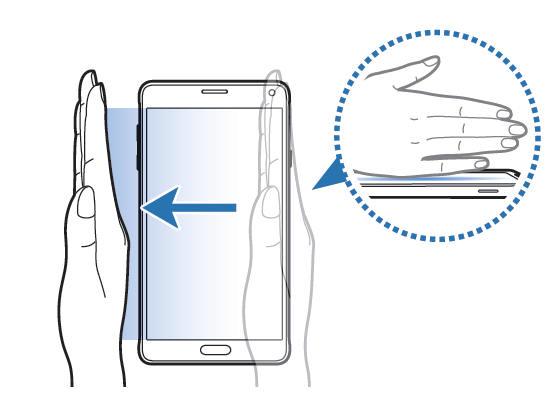 Cum să faci o captură de ecran cu Samsung Galaxy S5, Galaxy S6 sau Galaxy S6 Edge- Metoda 2