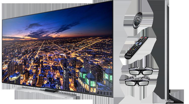 Samsung 48HU7500 4K Ultra HD 3D Smart TV -1- ilovesamsung