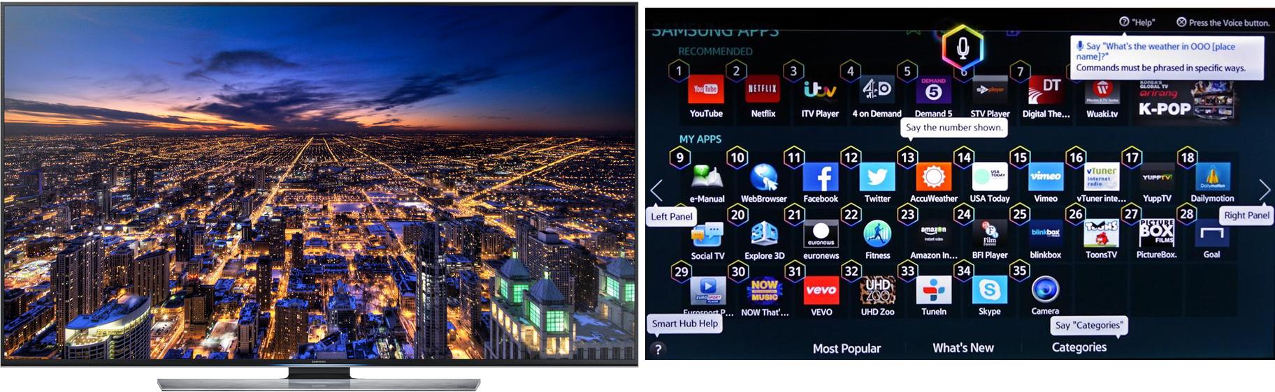 Samsung 48HU7500 4K Ultra HD 3D Smart TV -3- ilovesamsung
