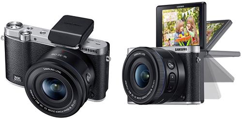 Aparat foto Mirrorless Samsung NX3000 -1- ilovesamsung