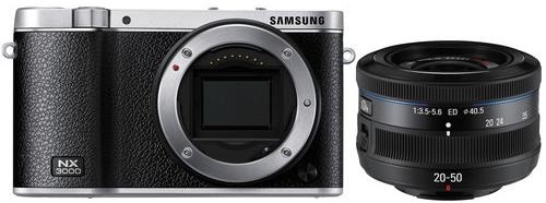 Aparat foto Mirrorless Samsung NX3000 -2- ilovesamsung