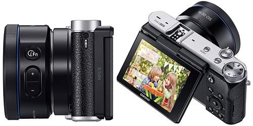 Aparat foto Mirrorless Samsung NX3000 -4- ilovesamsung