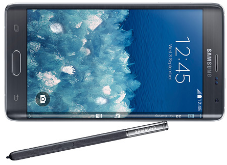 Samsung Galaxy Note Edge -2- ilovesamsung