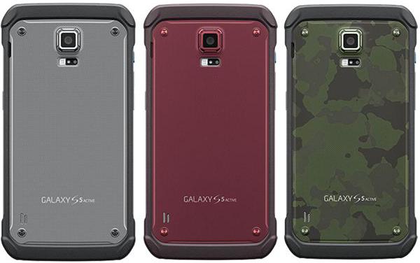 Samsung Galaxy S5 Active culori -2- ilovesamsung