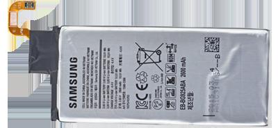 Samsung S6 Edge - poza baterie