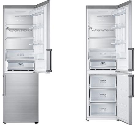 Combina frigorifica Samsung RB41J7359S4 Chef Collection - Deschis - Gol