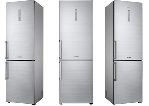 Combina frigorifica Samsung RB41J7359S4 Chef Collection - Fata si Unghi