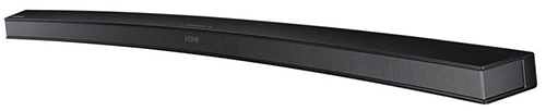Soundbar Samsung HW-J6500 - curbura