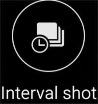 Modul Interval shot (pentru camera frontală) - Camera Samsung Galaxy S6 si S6 Edge