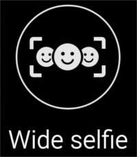 Modul Wide selfie (pentru camera frontală) - Camera Samsung Galaxy S6 si S6 Edge