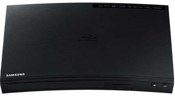 Blu-Ray Player 3D Samsung BD-J5900 cu Wi-Fi - Poza 2