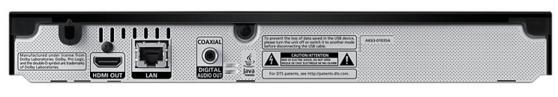 Blu-Ray Player 3D Samsung BD-J5900 cu Wi-Fi -conectivitate si mufe