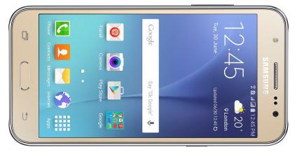 Samsung Galaxy J5 - Ecran