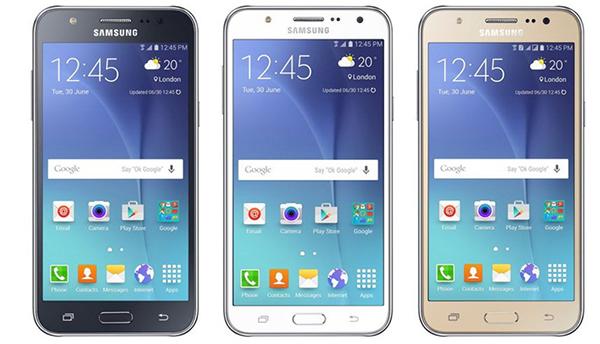 Samsung Galaxy J5 - Optiune Culori