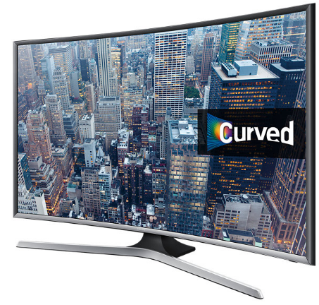 Samsung 32J6300 Smart TV LED - Curbura