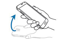 Alerta inteligentă prin miscari si gesturi pe Galaxy S6 si S6 Edge