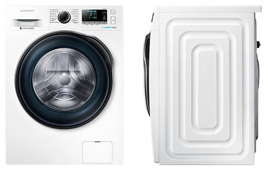 Masina de spalat Samsung EcoBubble™ WW80J6410CW