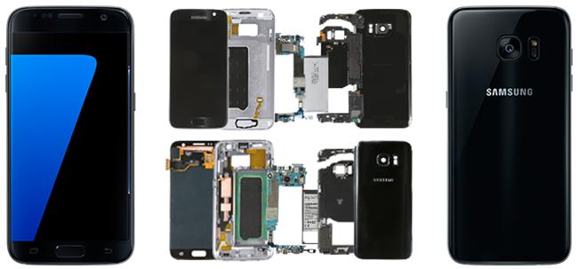 Performanța lui Samsung Galaxy S7 Edge