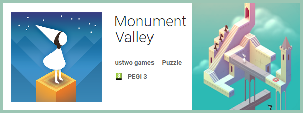Monument Valley - Jocuri pentru Samsung Galaxy S7 si Galaxy S7 Edge