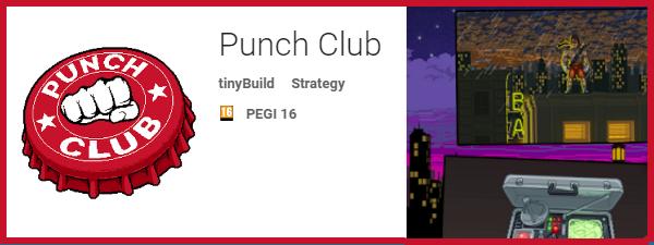 Punch Club - Jocuri pentru Samsung Galaxy S7 si Galaxy S7 Edge
