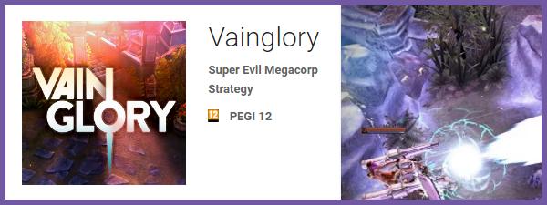 Vainglory - Jocuri pentru Samsung Galaxy S7 si Galaxy S7 Edge