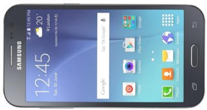 Samsung Galaxy J2 - Poze Fata