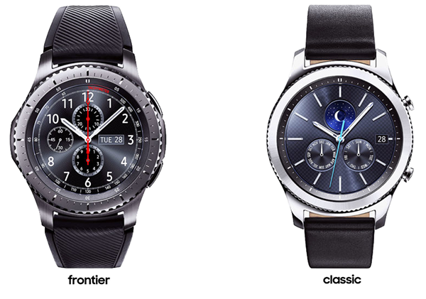 Samsung Gear S3 (Classic & Frontier)