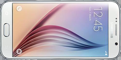 Samsung Galaxy S6 - fata