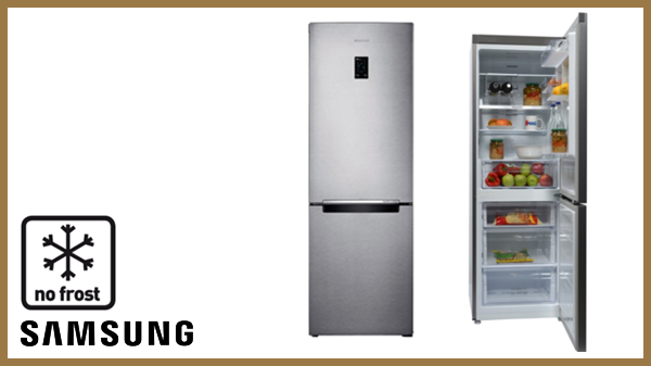 Combina frigorifica Samsung RB31FERNDSA