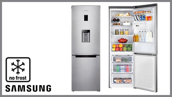 Combina frigorifica Samsung RB33J3830SA EF
