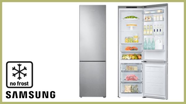 Combina frigorifica Samsung RB37J5000SA EF