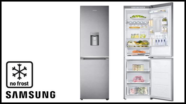 Combina frigorifica Samsung RB38J7530SR
