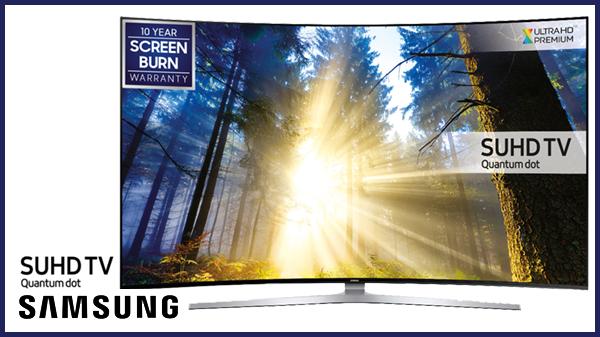Samsung UE65KS9500 (diagonala 165cm)