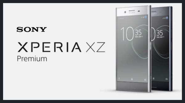 Top 10 telefoane Android Sony Xperia XZ Premium