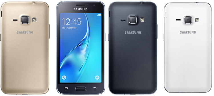 Samsung Galaxy J1 (2016) – Disponibilitate Culori
